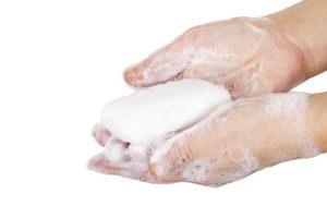 антибактериален сапун